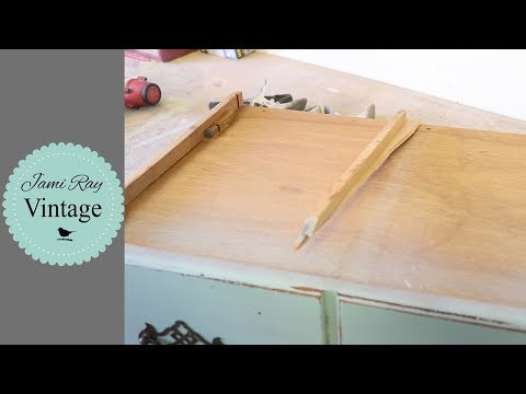 How To Repair Dresser Drawers | Drawer Slides