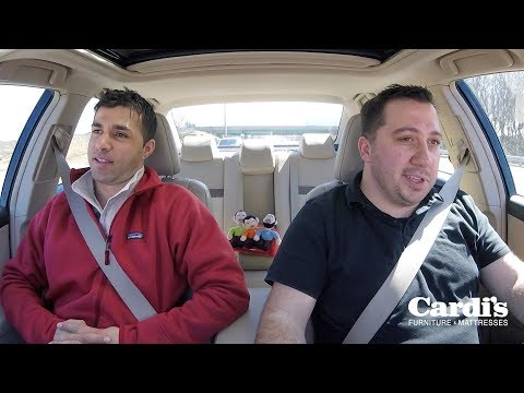 """""""Car Pooling with Ben"""" - Episode 90: Mark Dondero"""