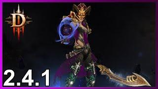 Diablo 3: чародейка в «Тал Раше» как лучший атакующий [2.4.1]
