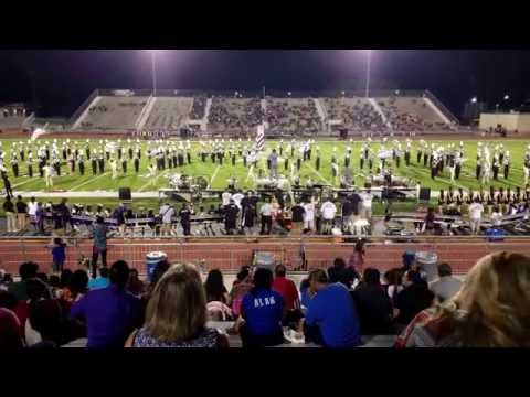 Tom C Clark Marching Band - October 6th 2016