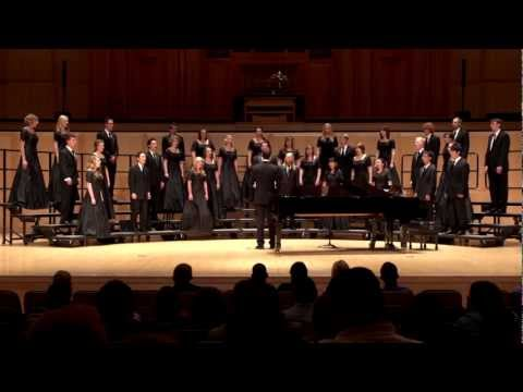 The Conversion of Saul - University of Utah A cappella Choir