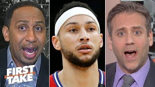 Can the 76ers make the NBA Finals? First Take debates