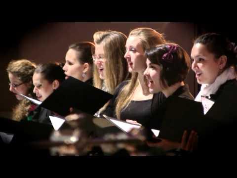 Zagreb Music Academy choir - Rehab (Amy Winehouse / Glee)