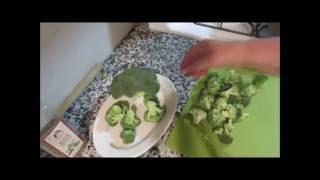 Cream of Broccoli Soup Крем Брокколи Суп