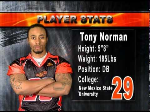 Tony Norman #29
