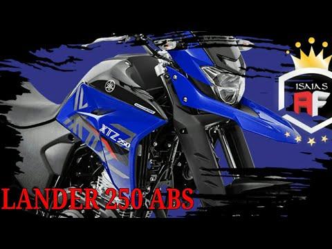 NOVA LANDER 250 ABS 2019