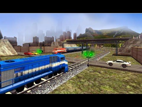 Игры 3d поезда