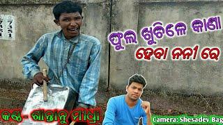 Phul Khuchile Kana Heba Nani (Singer- Santanu Mirdha) Sambalpuri Funny Video-2018