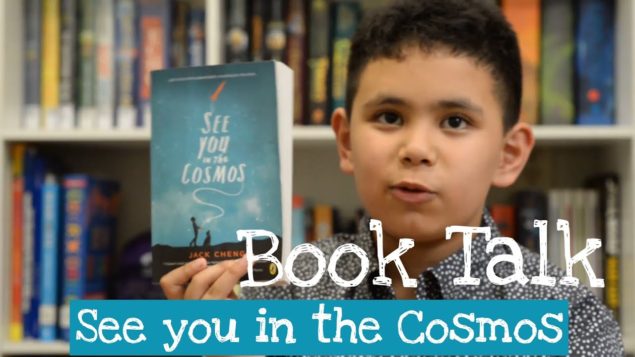 Download Book Talk - See You In The Cosmos by Jack Cheng