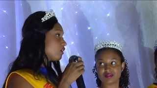 S�jour Miss Guin�e France en Belgique 30 08 2014
