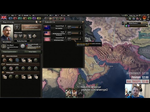Freedom Denied and chill - HOI4 Death or Dishonor