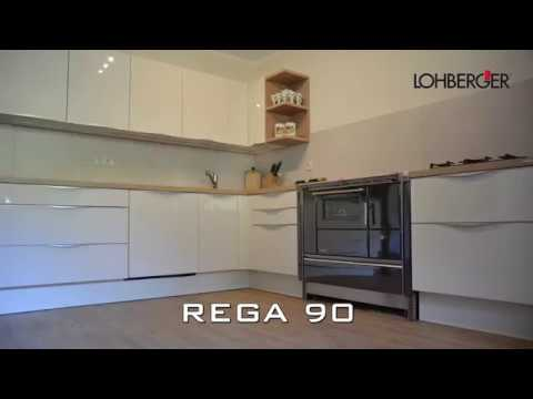 Lohberger Rega 90 vgrajen štedilnik