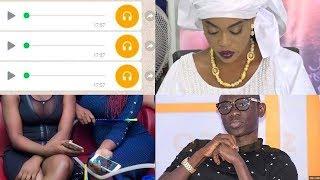 Les Echos du Net: Scandale Whatsapp, Gaddaye de Aida Diallo, divorce de Pape Diouf avec....