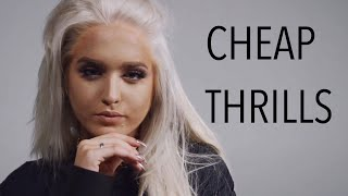 Cheap Thrills - Sia ft. Sean Paul | Macy Kate Cover