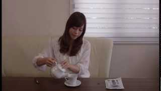 碁石茶顆粒スティック飲み方