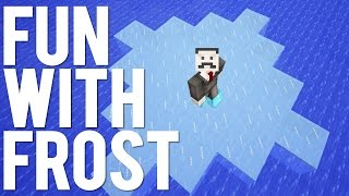 10 Fun Things to do With Frostwalker in Minecraft 1.9!
