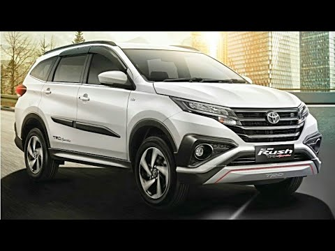 Toyota Rush 2019 (7 Seater SUV)