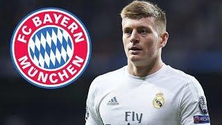Toni Kroos teilt gegen die Bayern aus