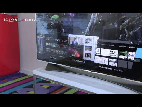 Key Features – UF950T Australian 4K UHD TV From LG