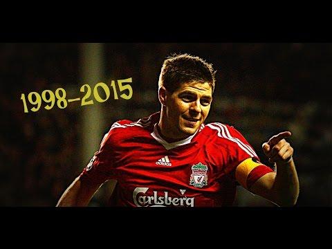 Steven Gerrard ● Ultimate Skills Show 1998–2015