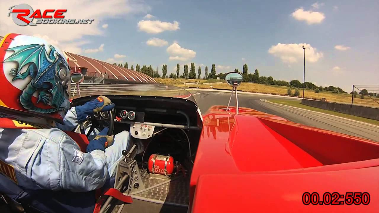 Abarth 2000 Sp Fast Lap 1 24 357 Franciacorta Anthony