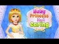 Baby Princess Nail Caring