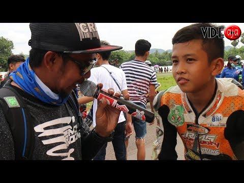 Final MP6 Sahabat Road Race sirkuit Pancasila KRG MALLOMBASSANG Pangkep 2017