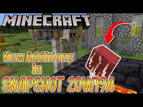 strider-statistics-and-more---new-changes-in-minecraft-snapshot-20w19a
