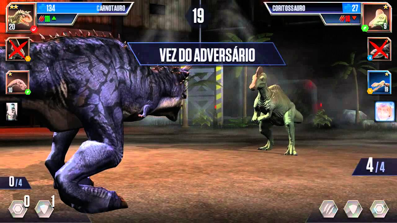 Jurassic World Online
