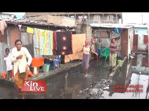 KIN LIVE LE 22 FEV 2017: KINGABWA, LA POPULATION MEURE A PETIT FEU..