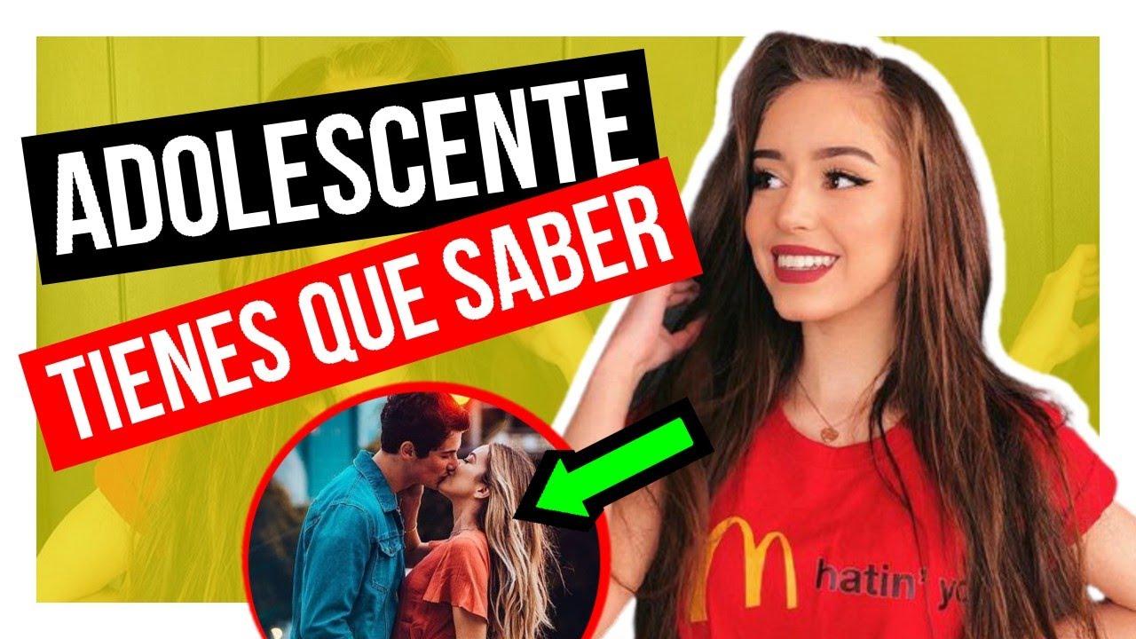 15 COSAS que TODO ADOLESCENTE debe SABER YA!! 😱😱