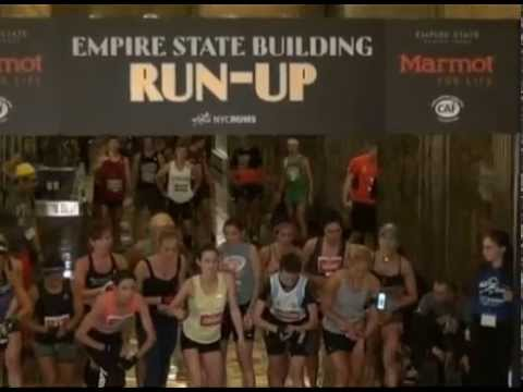 Youtube Empire State Building Run Up