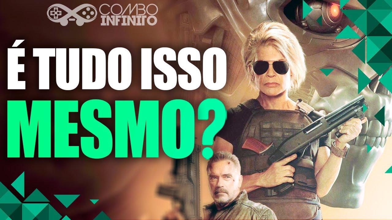 EXTERMINADOR DO FUTURO DESTINO SOMBRIO É TUDO ISSO MESMO?