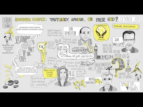 Green & Tonic: Sustainable Finance