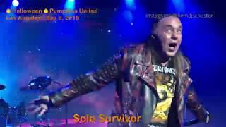 Helloween Sole Survivor - Pumpkins United - 2018.09.08 Los Angeles Hollywood Palladium 4K LIVE USA.mp3