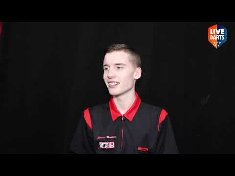 James Beeton on his nine-darter and first season on the Development Tour