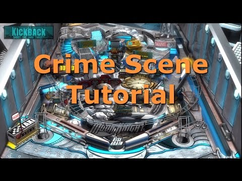 Zen Pinball 2: Moon Knight (CRIME SCENE TUTORIAL)