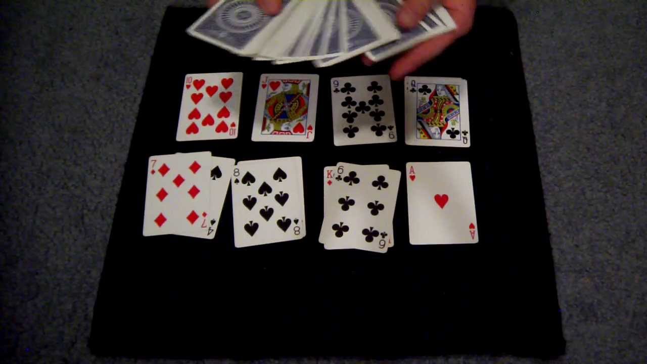 fun  easy card solitaire game  youtube