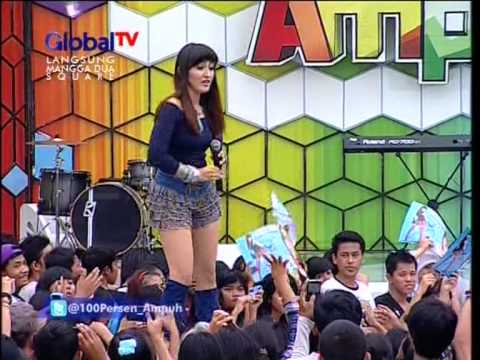 INDAH SARI Live At 100% Ampuh (12-11-2012) Courtesy GLOBAL TV