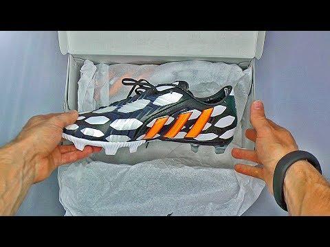 sitio oficial venta al por mayor diseño superior 2014 Özil & Xavi Boots: adidas Predator Instinct Battle Pack ...