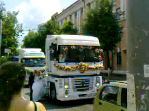 свадьба дальнобойщика фото