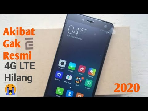 Xiaomi NOTE 2 di tahun 2020.