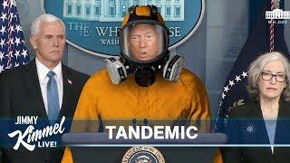 Trump is DEFINITELY NOT WORRIED About Coronavirus