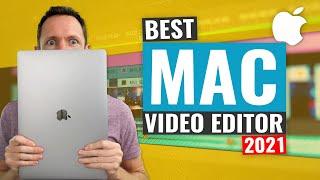 Best Video Editing Software for Mac - 2021 Review! screenshot 2