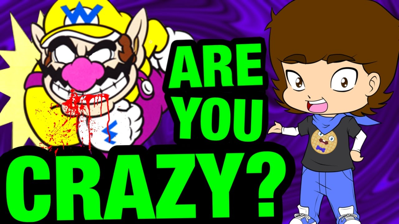 Download Wario is PSYCHO? The Untold Story (Super Mario Bros. Theory) - ConnerTheWaffle