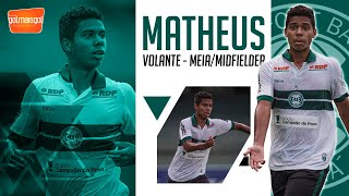 ⚽ MATHEUS / VOLANTE - MEIA / Matheus Henrique Silva de Oliveira