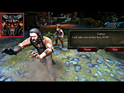 Arcane Quest Legends - Offline RPG Android IOS Gameplay