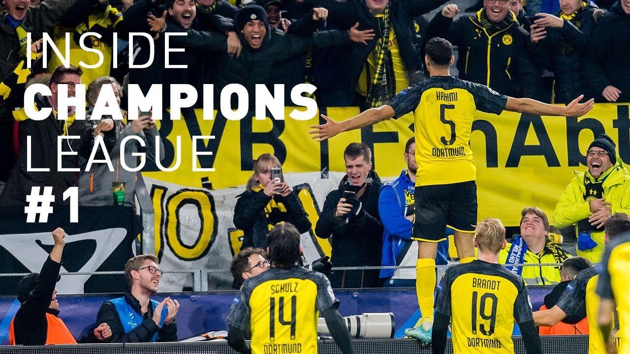 Inside Champions league: Die verrückte Aufholjagd! | BVB Vs Inter Mailand 3:2