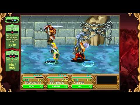 PIXELbros UK play Dungeons & Dragons: Chronicles of Mystara - Part 3  