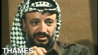 Yasser Arafat interview | PLO Leader | Palestinian |1978